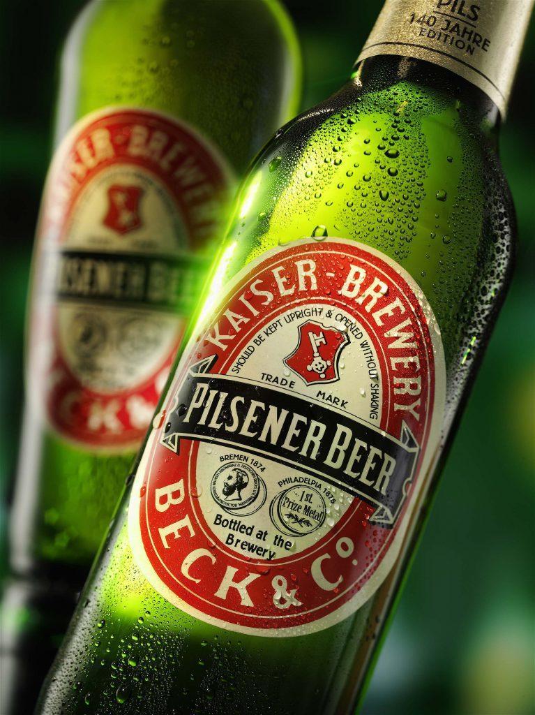 Bierfotografie, Weine & Spirituosen