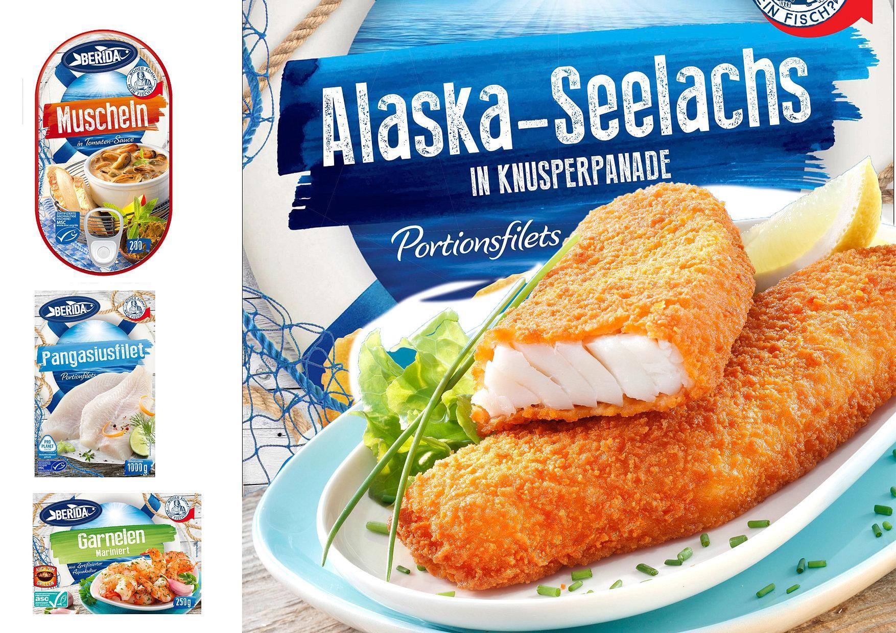 Barida Fischpackungen