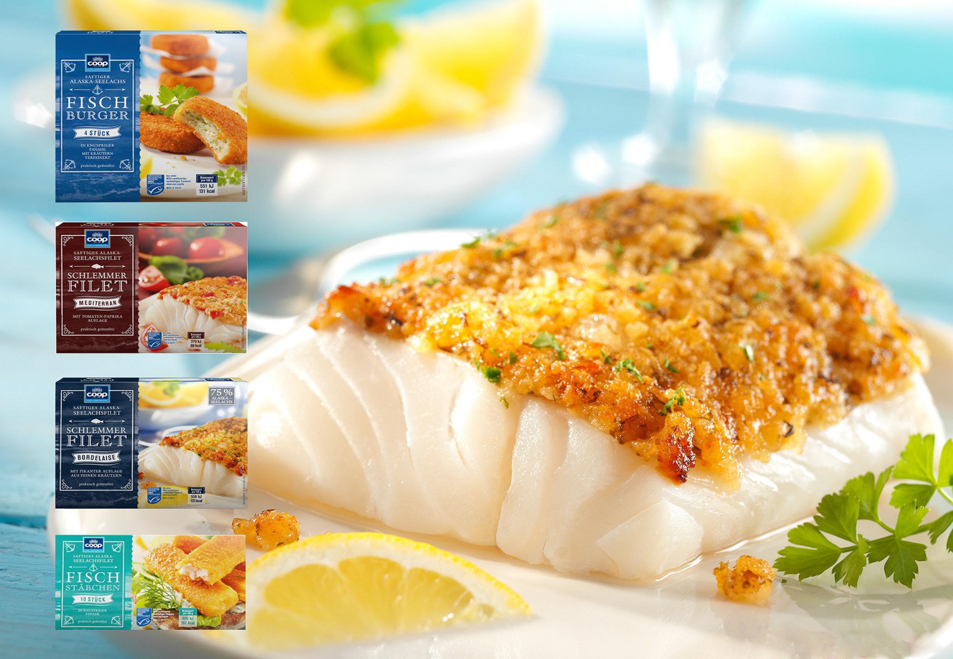 Coop Fischverpackungen