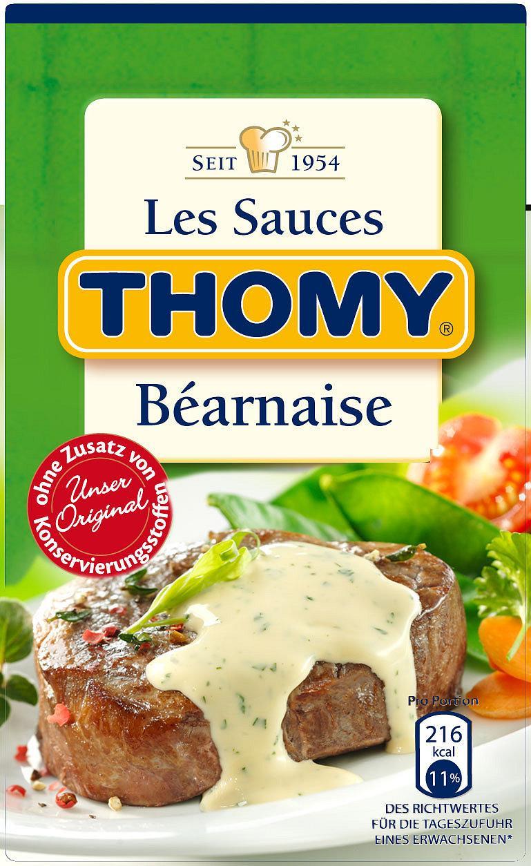 Sauce Bearnaise, Filet mit Sauce Bearnaise überzogen