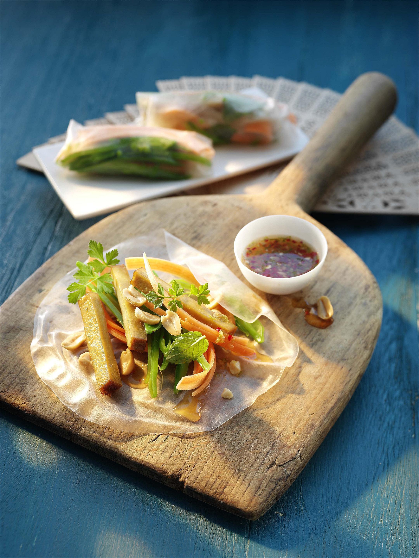 Asiatische Gerichte