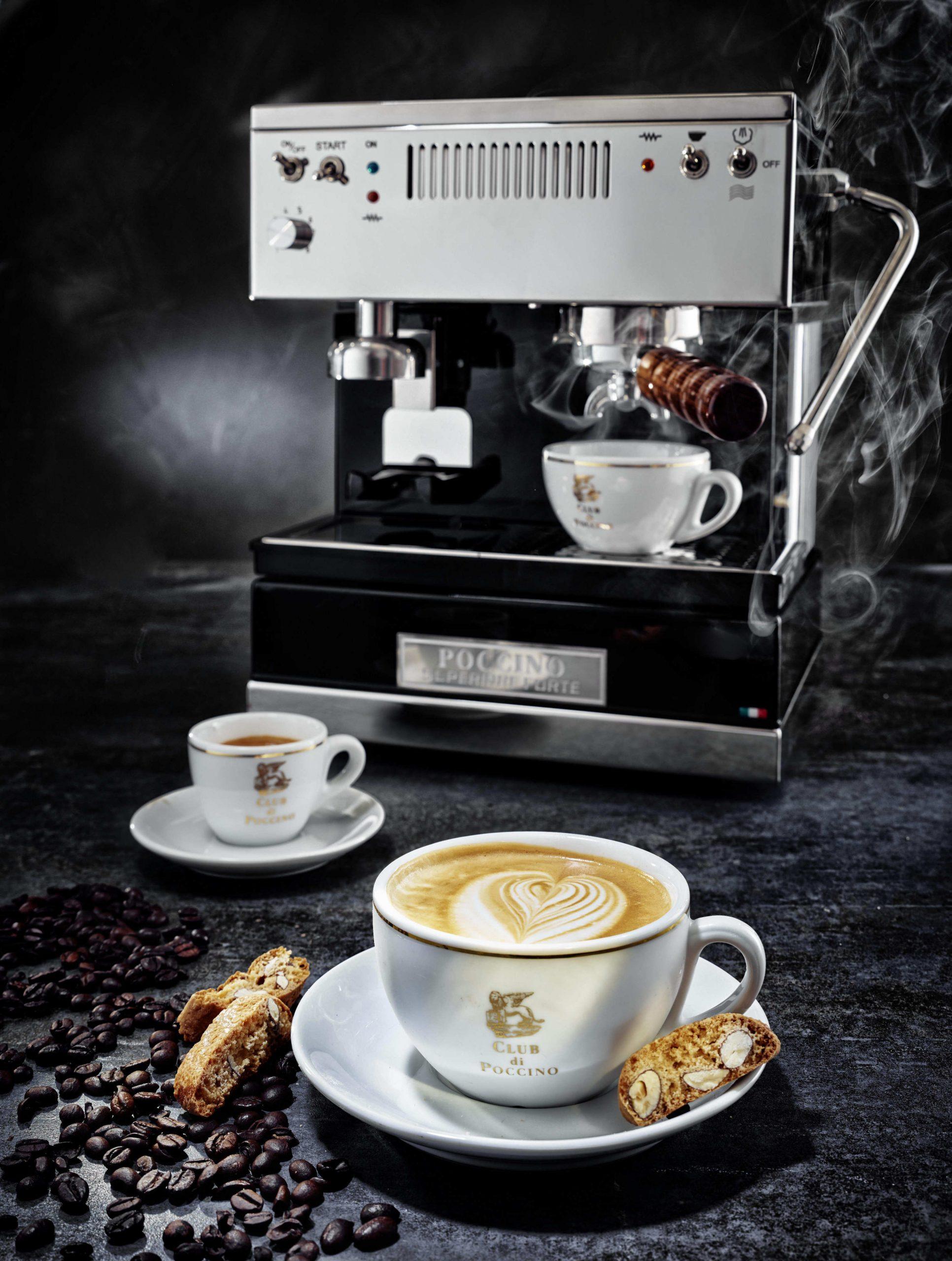 Poccino Espressomaschine